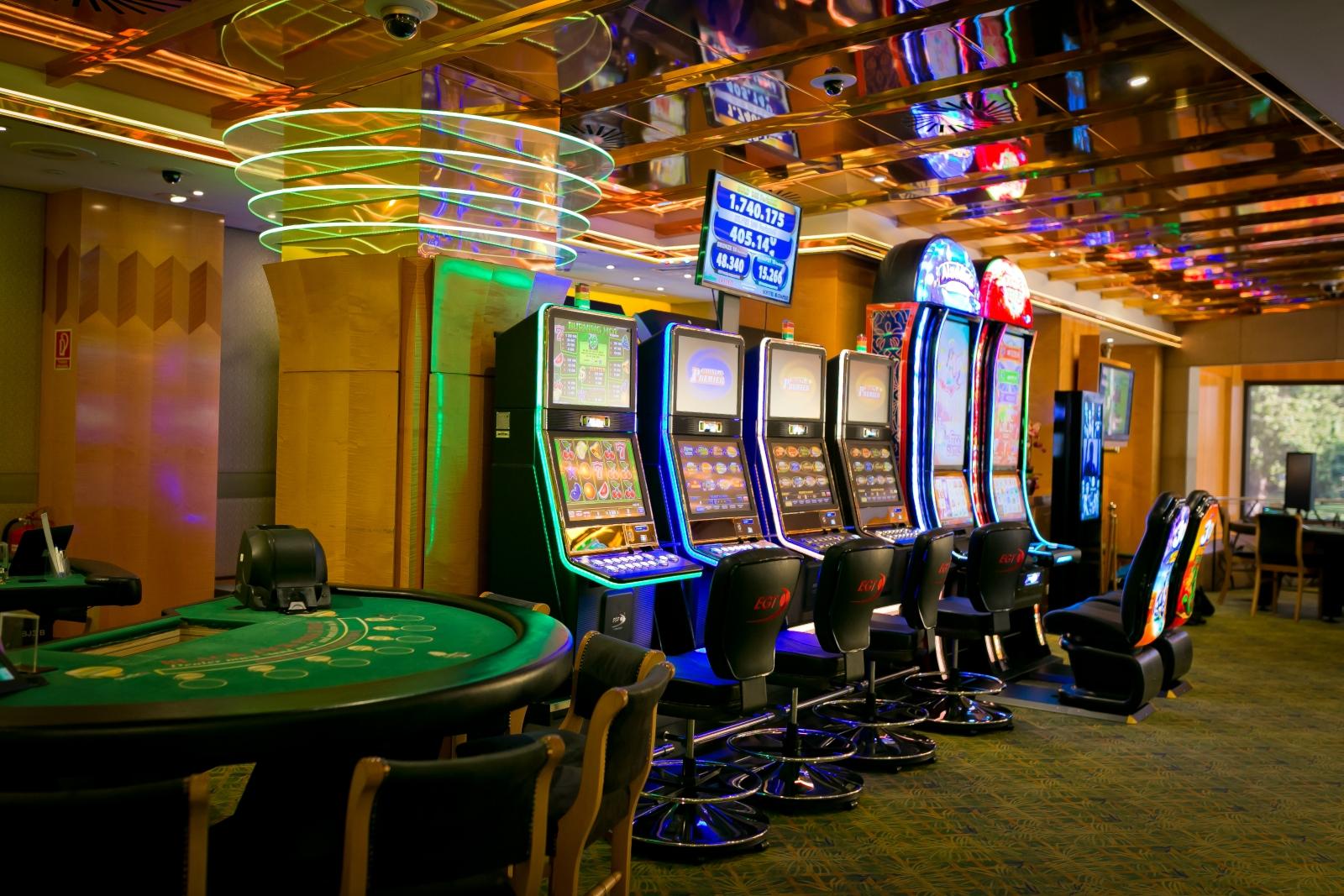Las Vegas Casino - Sofitel Budapest - Magyarország a zsebedben